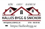 Kalles Bygg & Snickeri